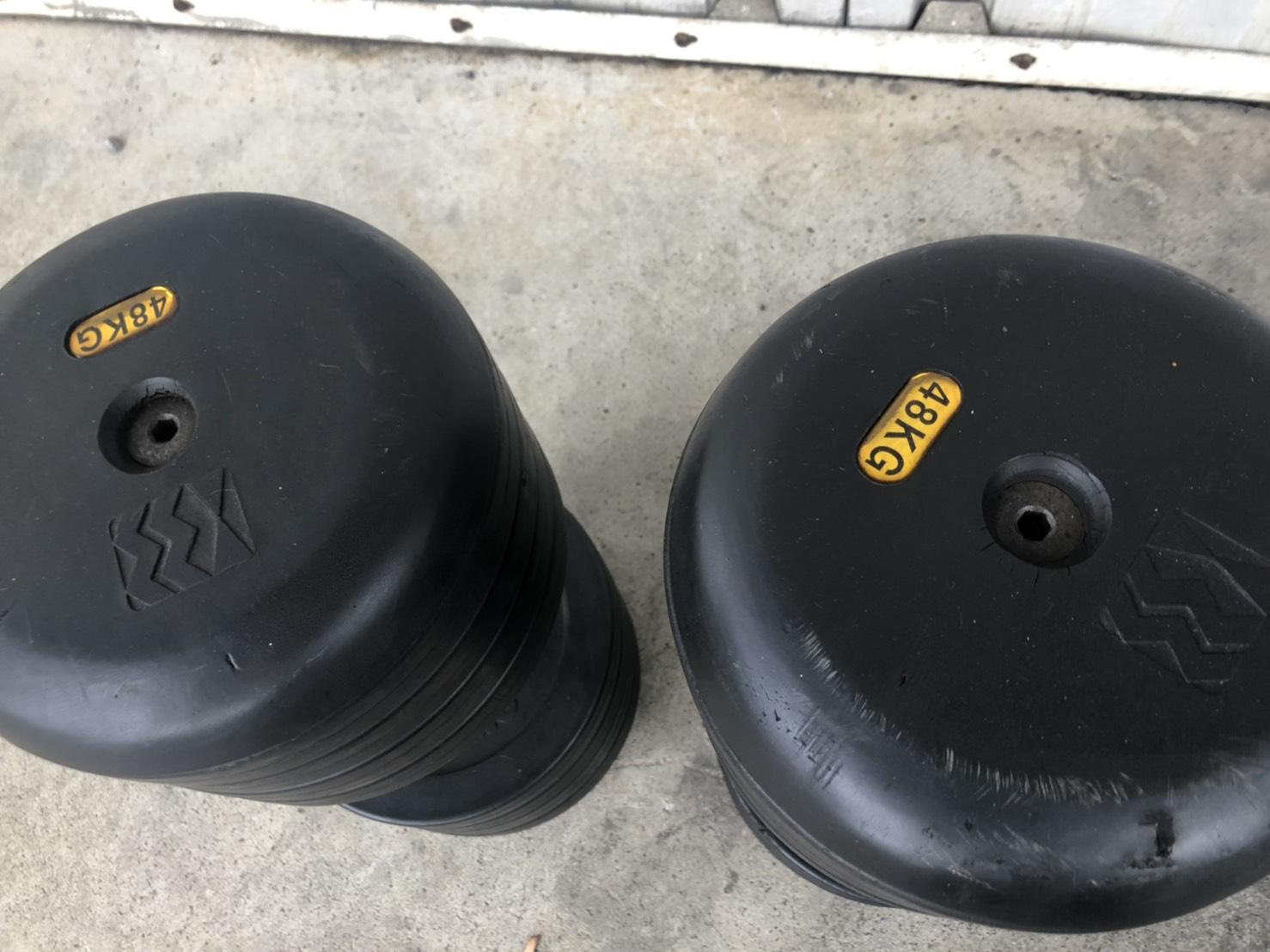 48kgダンベルセット